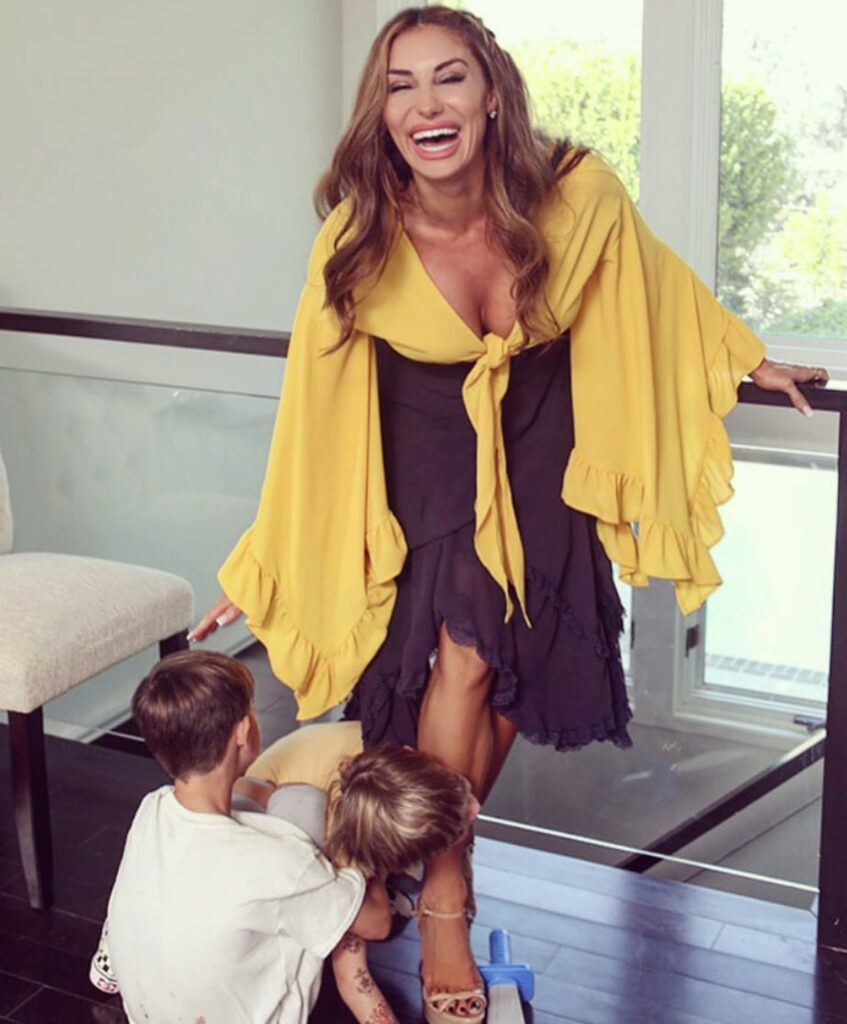 Lizzie Rovsek Laughing