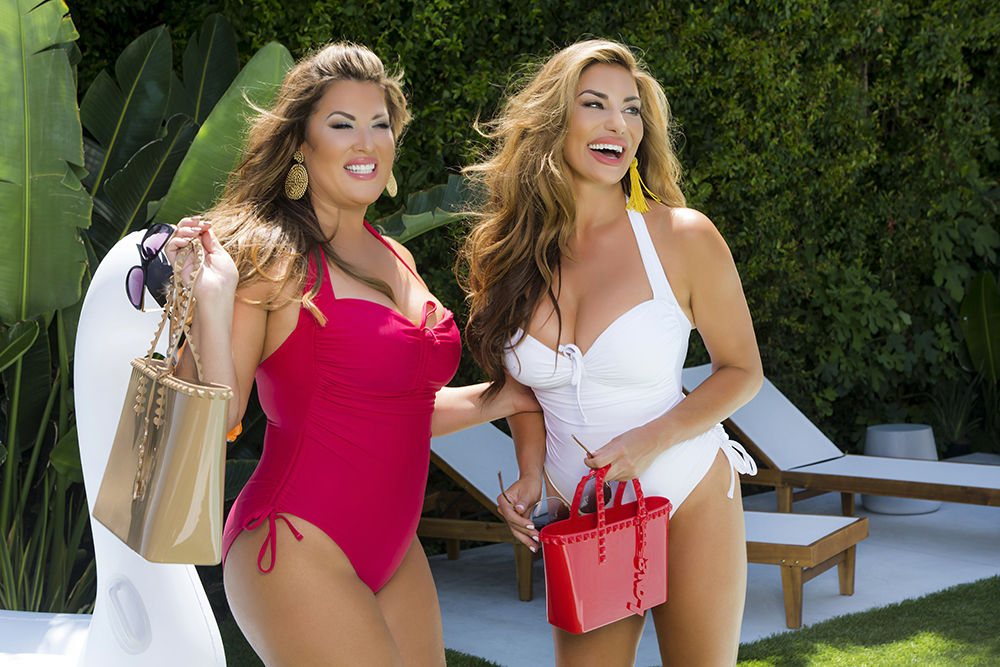 New Housewife Swimsuit by Lizzie Rovsek & Emily Simpson